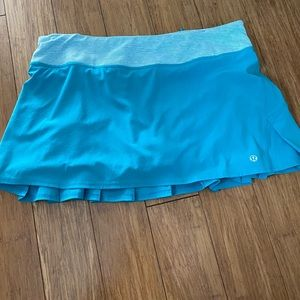 Lululemon energy skirt size 8